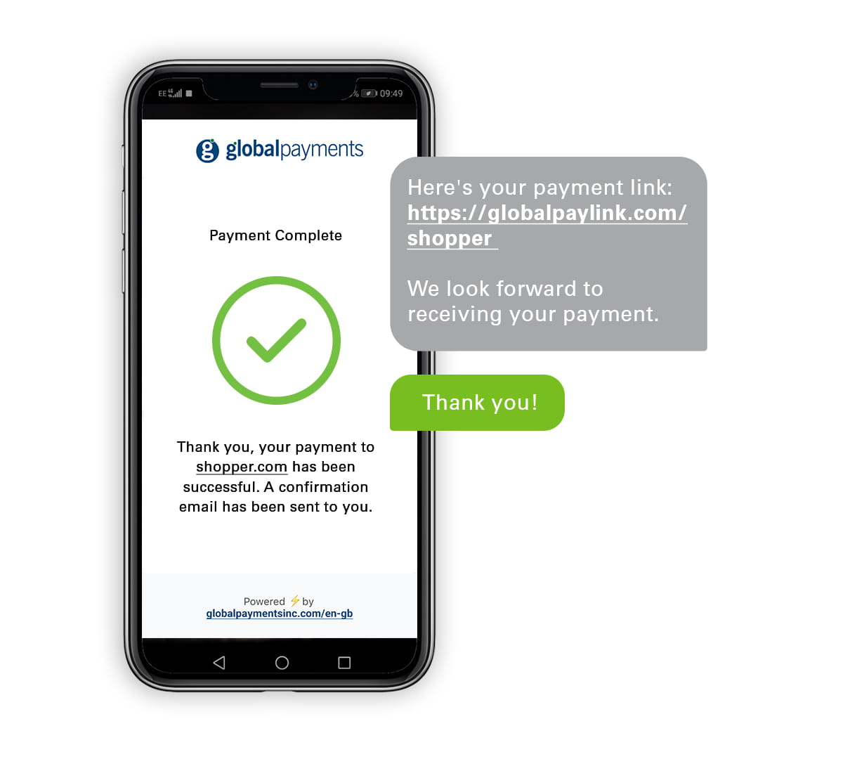 PayLink Mobile Payment Complete Image-V2