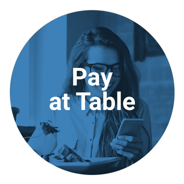 Pay at table