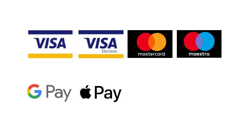 Přijímané platební karty