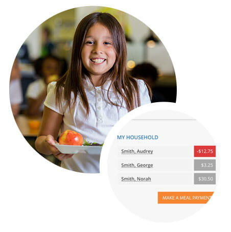 Payment Solutions | Cafeteria Meal Payments