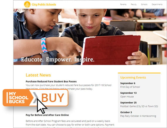 School Store | Pay Express