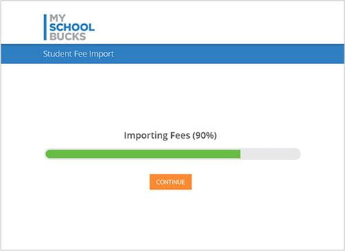 Student Invoicing | Import Fees