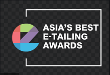 Asia's best E-tailing Awards