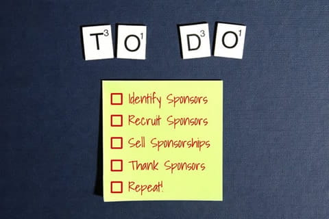 Decrease Event Expenses with Key Sponsorships