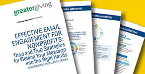 Email Writing for nonprofits