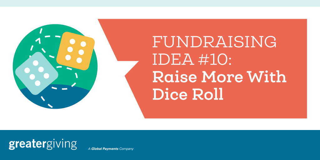 Auction Games | Idea 10 - Raise More With Dice Roll