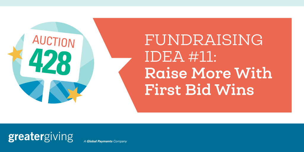 Auction Games | Idea 11 - Raise More With First Bid Wins