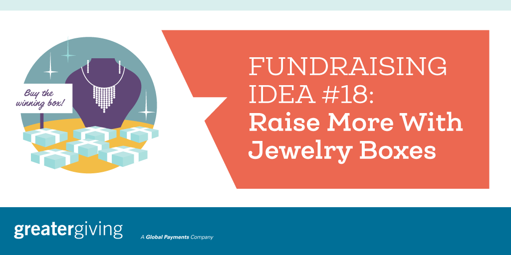 Auction Games | Idea 18 - Raise More With Jewelry Boxes