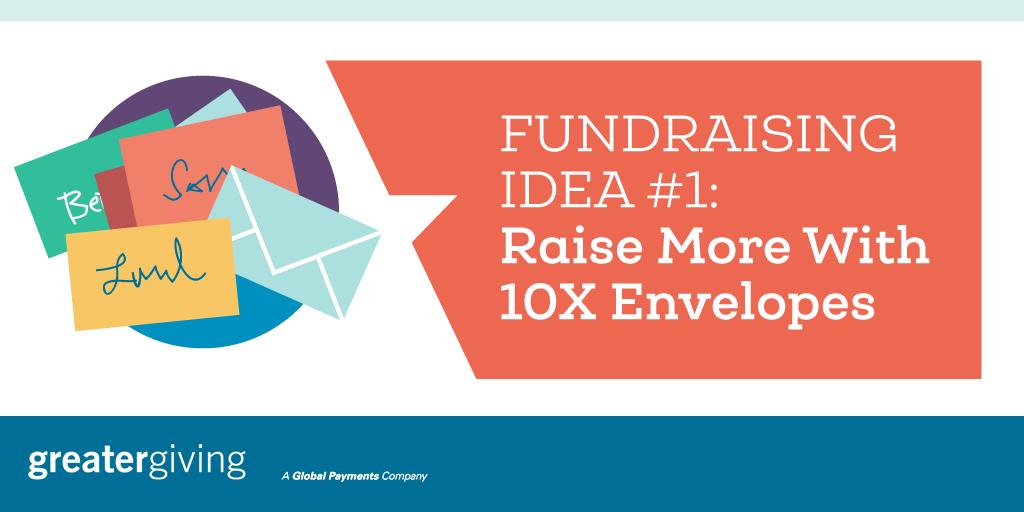 Auction Games | Idea 1 - Raise More With 10x Envelopes