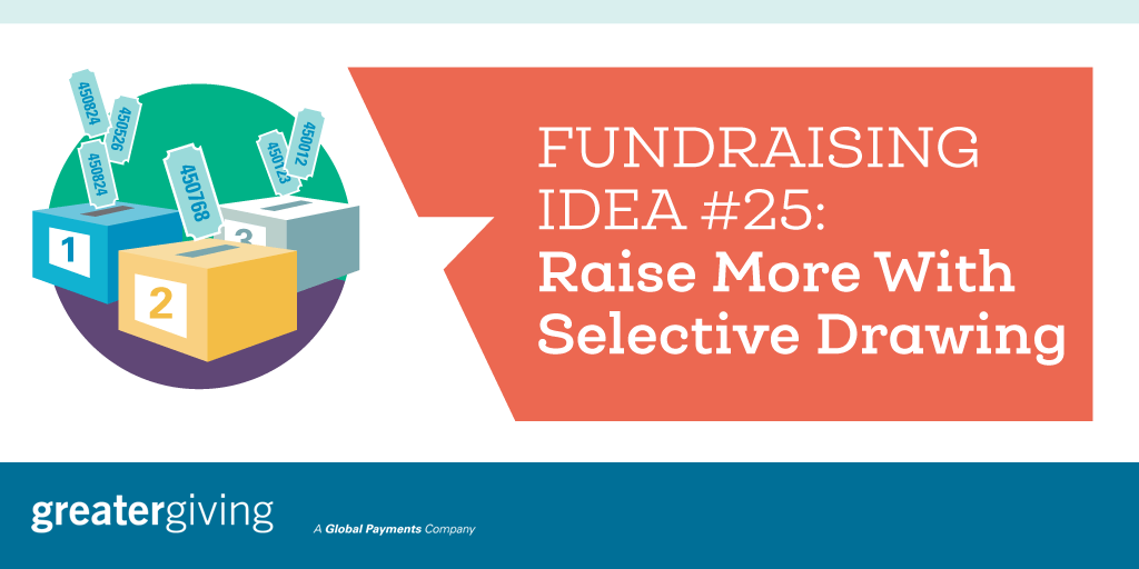 Auction Games | Idea 25 - Raise More With Selective Drawing