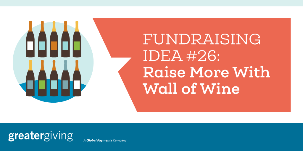 Auction Games | Idea 26 - Raise More With Wall of Wine