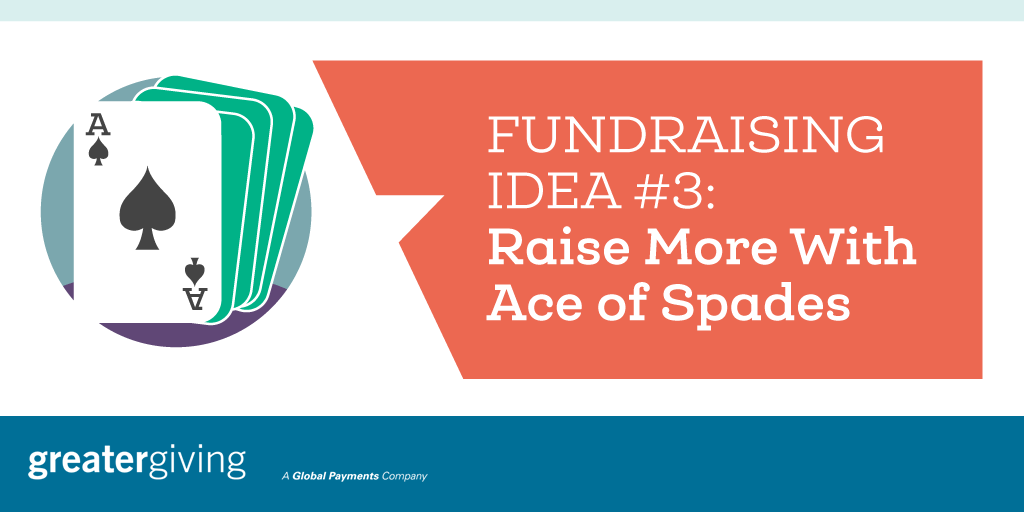 Auction Games | Idea 3 - Raise More With Ace of Spades