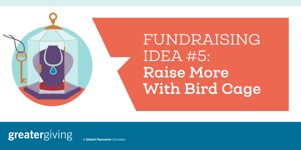 Auction Games | Idea 5 - Raise More With Bird Cage