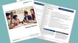 Fundraising Auction Planner | Digital Download