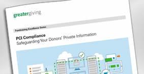 PCI Compliance for Nonprofits Guide