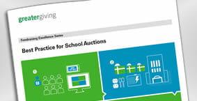 Best Practices for School Auctions