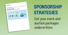 Sponsorship Strategies for Underwriting Your Nonprofit Event