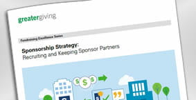Sponsorship Strategy eBook