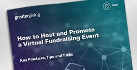 How to Host and Promote a Virtual Fundraising Event