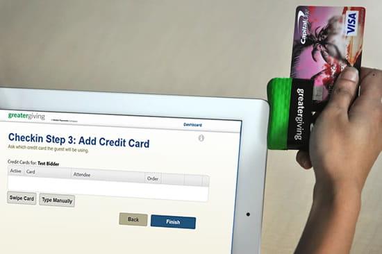 Go Time Check-in Card Swipe