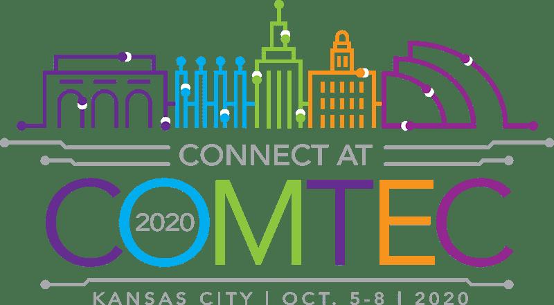 Connect at Comtec Logo