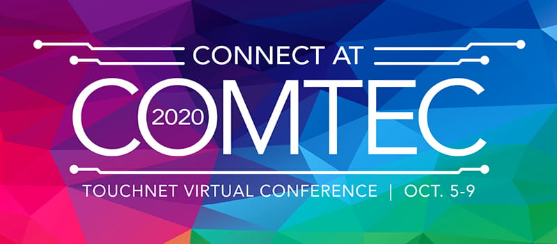 Connect at Comtec Logo