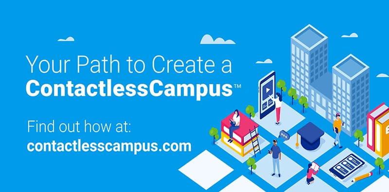 Contactless Campus Logo