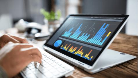 Student Account Advisor charts