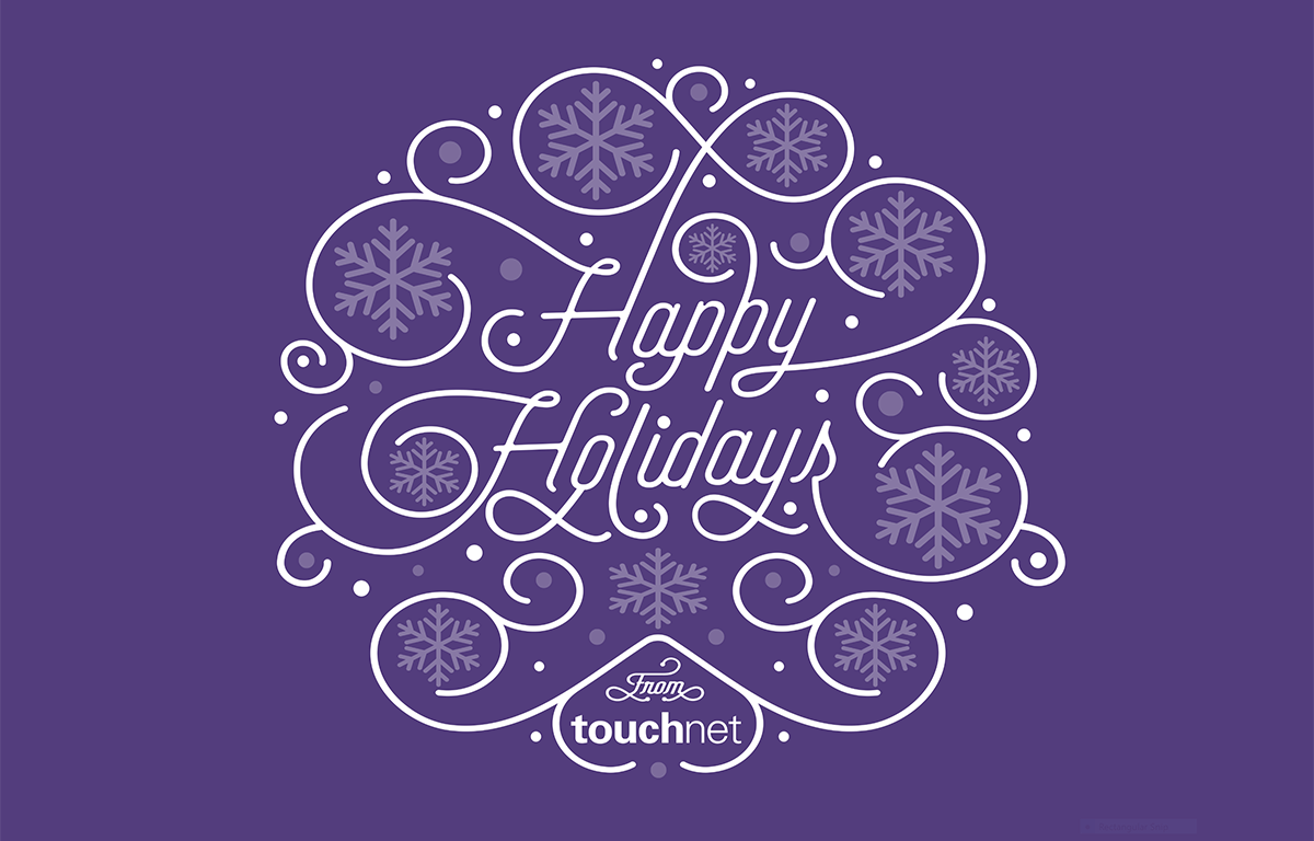 Happy holidays from TouchNet